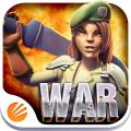 Allies in War iPad Front Cover