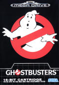 Ghostbusters Genesis Front Cover