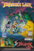 Dragon's Lair Jaguar Front Cover
