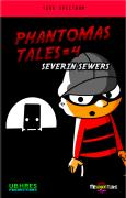 Phantomas Tales #4: Severin Sewers ZX Spectrum Front Cover