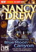 Nancy Drew: Last Train to Blue Moon Canyon Windows Front Cover