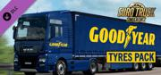 Euro Truck Simulator 2: Goodyear Tyres Pack Linux Front Cover