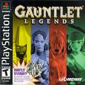 Gauntlet: Legends PlayStation Front Cover