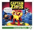 Captain Zins DOS Front Cover