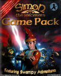 Simon the Sorcerer's Puzzle Pack Windows Front Cover