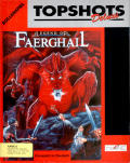Legend of Faerghail Amiga Front Cover