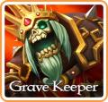 Grave Keeper Nintendo Switch Front Cover