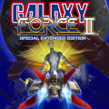 Sega Ages 2500: Vol.30 - Galaxy Force II: Special Extended Edition PlayStation 3 Front Cover