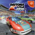 Daytona USA Dreamcast Front Cover