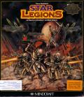 Star Legions DOS Front Cover