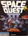 Space Quest III: The Pirates of Pestulon DOS Front Cover