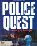 Police Quest: In Pursuit of the Death Angel Amiga Front Cover