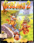Gobliins 2: The Prince Buffoon Amiga Front Cover