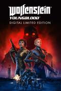 Wolfenstein: Youngblood (Digital Limited Edition) Xbox One Front Cover