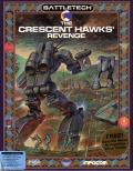 BattleTech: The Crescent Hawks' Revenge DOS Front Cover