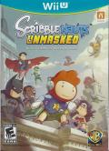 Scribblenauts Unmasked: A DC Comics Adventure Wii U Front Cover