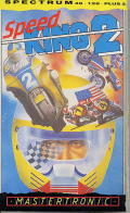 Speed King 2 ZX Spectrum Front Cover