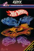 Hot Wheels Commodore 64 Front Cover