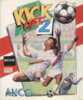 Kick Off 2 ZX Spectrum Front Cover