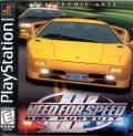 Need for Speed III: Hot Pursuit PlayStation Front Cover