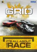 GRID Arcade Front Cover