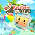 Vacation Simulator PlayStation 4 Front Cover