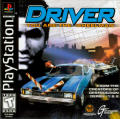 Driver PlayStation Front Cover also Manual Front