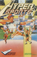 Hyper Sports ZX Spectrum Front Cover