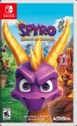 Spyro: Reignited Trilogy Nintendo Switch Front Cover
