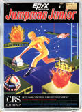 Jumpman Junior ColecoVision Front Cover