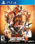 Guilty Gear Xrd: -Sign- PlayStation 4 Front Cover