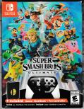 Super Smash Bros. Ultimate (Special Edition) Nintendo Switch Front Cover