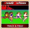 Track & Field Nintendo Switch Front Cover 1st version
