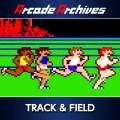 Track & Field PlayStation 4 Front Cover
