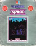 Spike Vectrex Front Cover