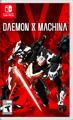 Daemon X Machina Nintendo Switch Front Cover