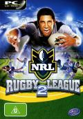 Rugby League 2 Windows Front Cover