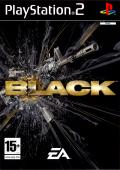 Black PlayStation 2 Front Cover