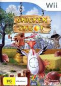 Chicken Shoot Wii Front Cover