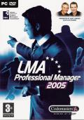 LMA Professional Manager 2005 Windows Front Cover