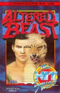 Altered Beast Commodore 64 Front Cover