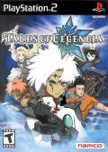 Tales of Legendia PlayStation 2 Front Cover