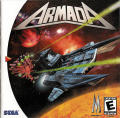Armada Dreamcast Front Cover