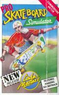 Pro Skateboard Simulator Commodore 64 Front Cover