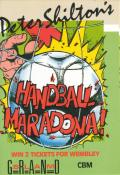 Peter Shilton's Handball Maradona! Commodore 64 Front Cover
