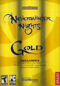 Neverwinter Nights: Gold Windows Front Cover