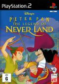 Disney's Peter Pan: The Legend of Never Land PlayStation 2 Front Cover