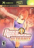 Dance Dance Revolution: Ultramix Xbox Front Cover