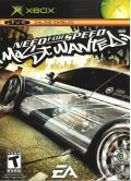 Need for Speed: Most Wanted Xbox Front Cover