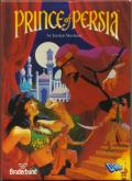 Prince of Persia Amstrad CPC Front Cover
